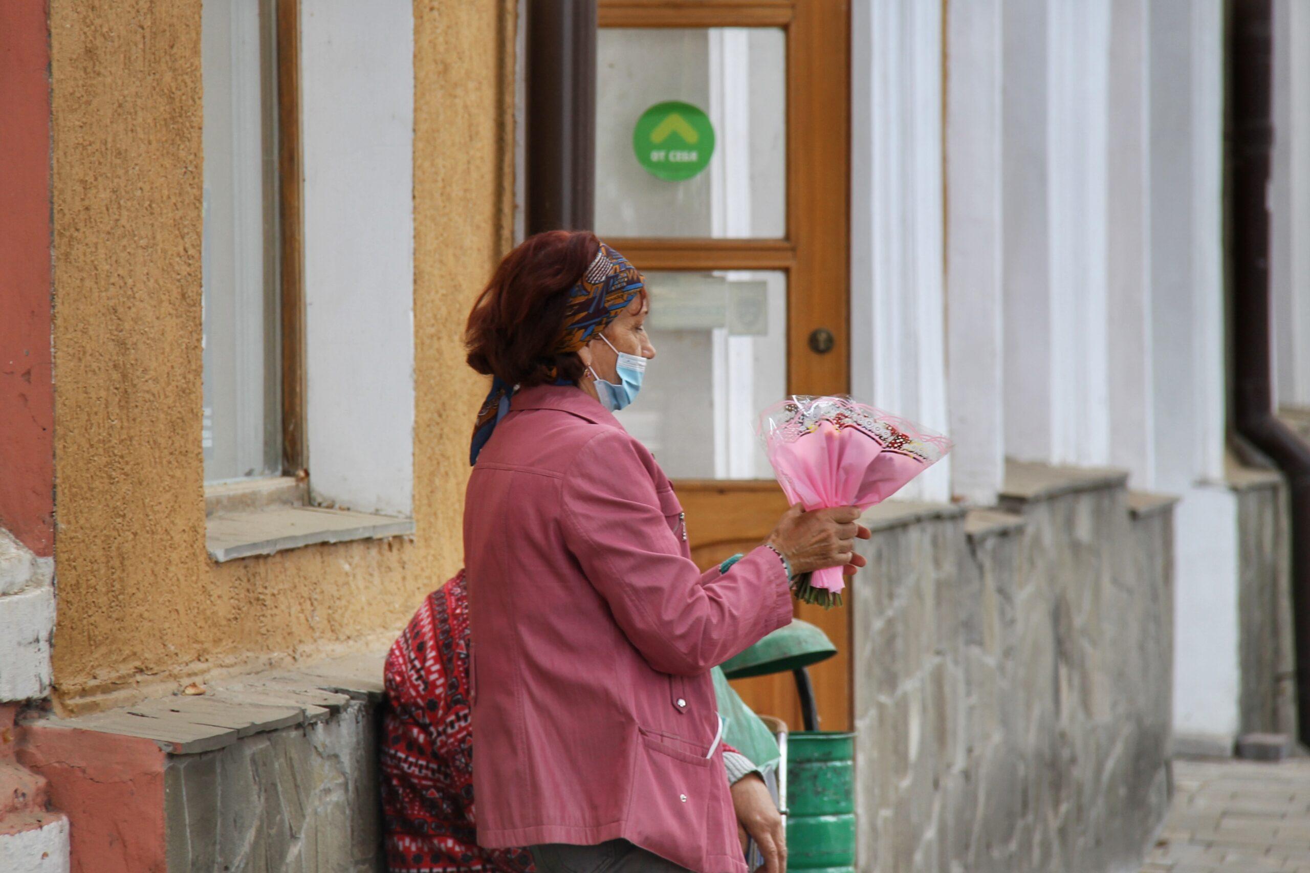 Возврат коронавирусных ограничений в Азове