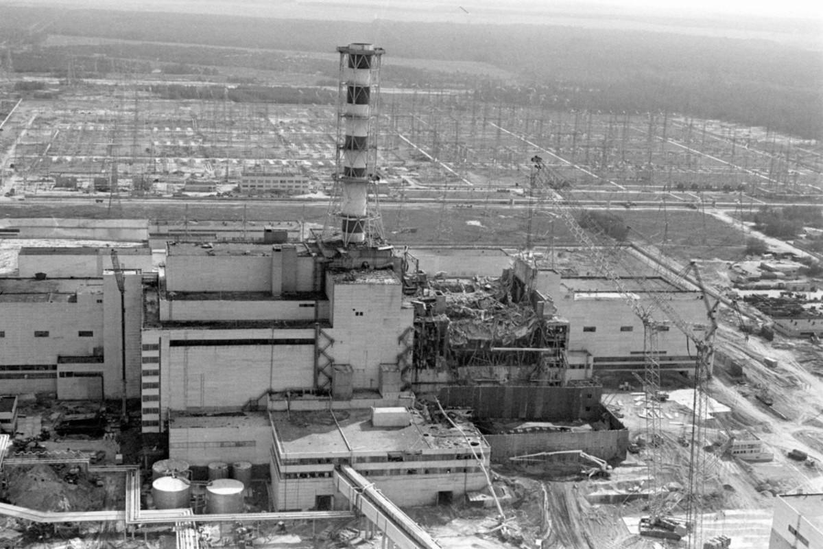 «По-простому сказать,- выполняли свою работу»: Николай Проскурин о катастрофе на Чернобыльской АЭС