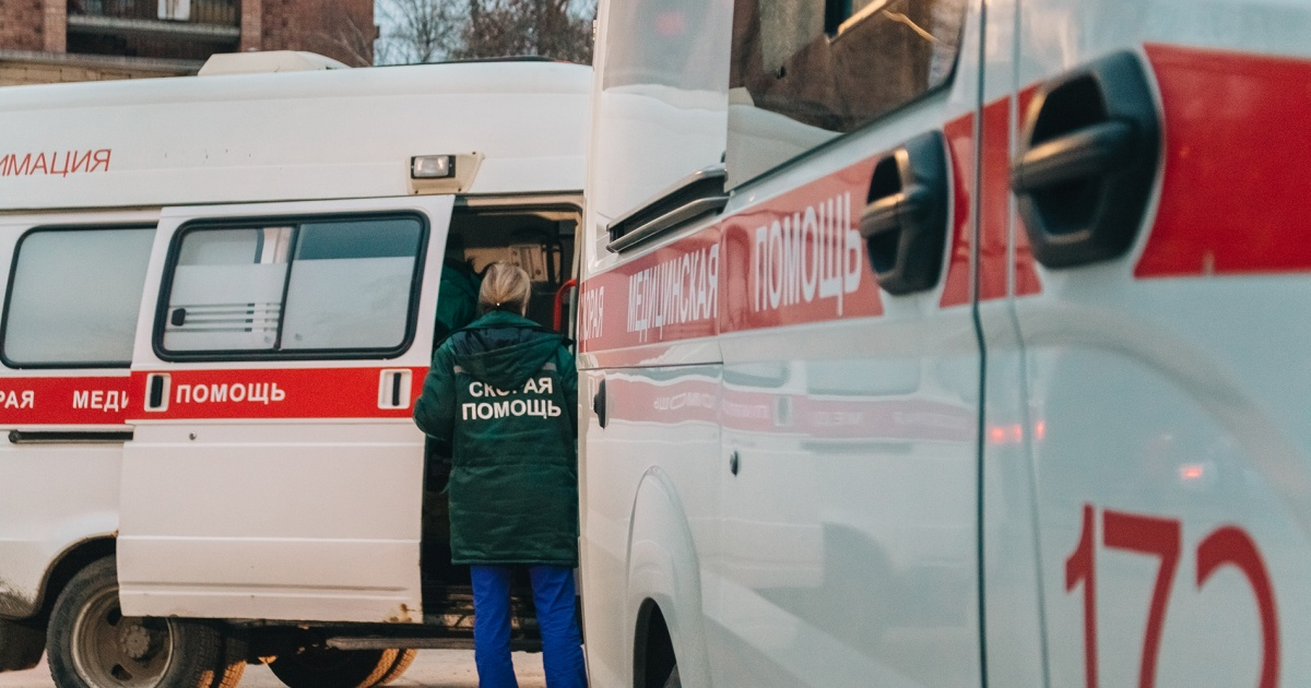 Заведующий станцией скорой помощи г Азова обратился к азовчанам
