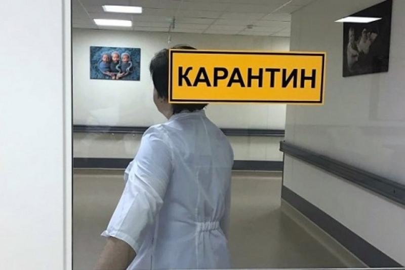 В ЦГБ Азова приостановлена работа в неврологическом и терапевтическом отделениях.
