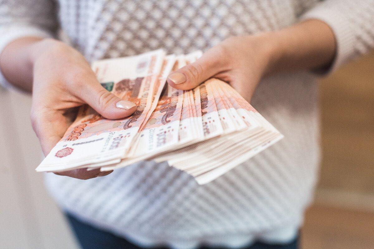 В Ростовской области за год зарплата выросла почти на 6%