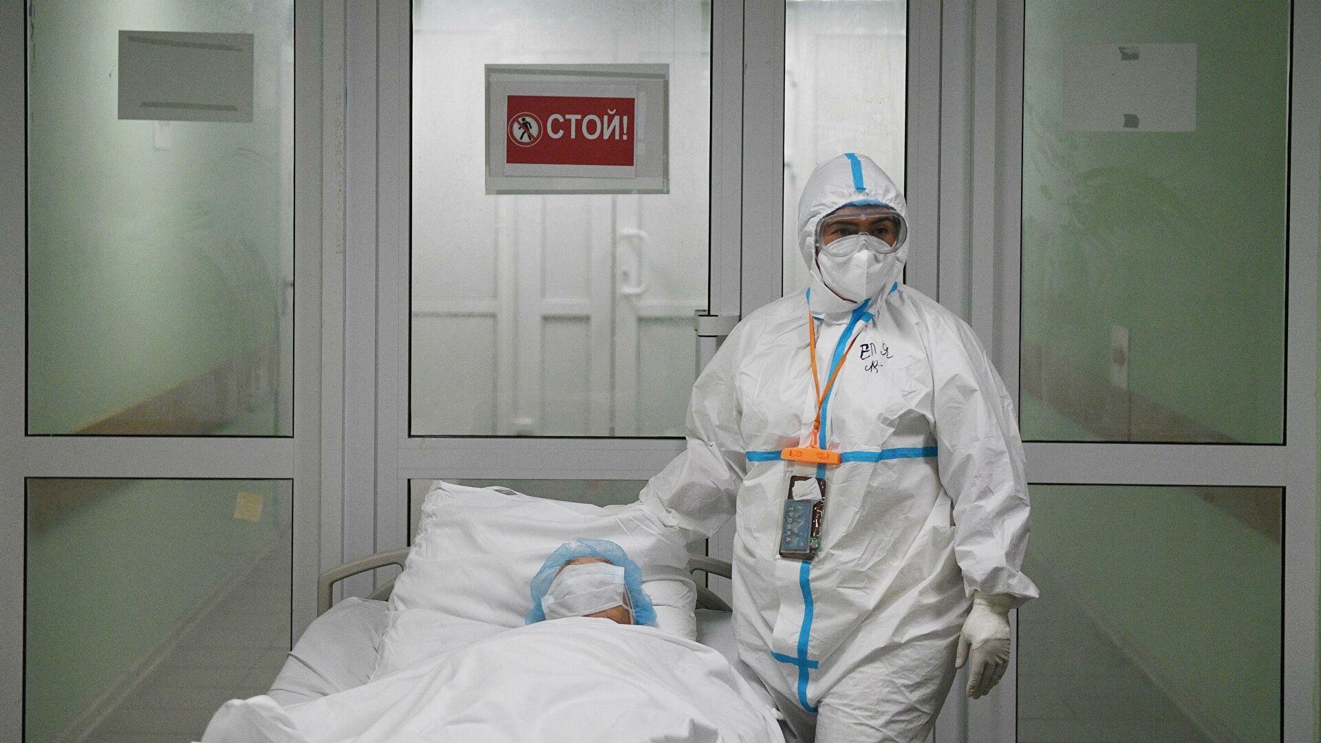 В России за сутки выявили почти 10 тыс. новых случаев заражения COVID-19
