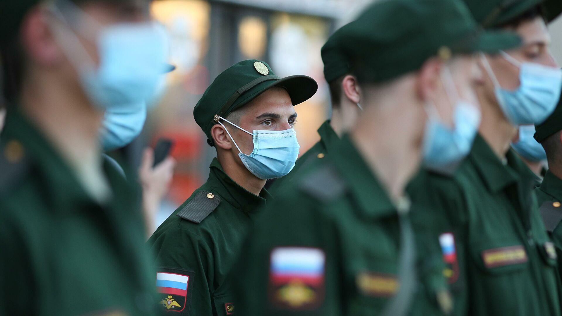 Путин подписал указ о призыве на военную службу