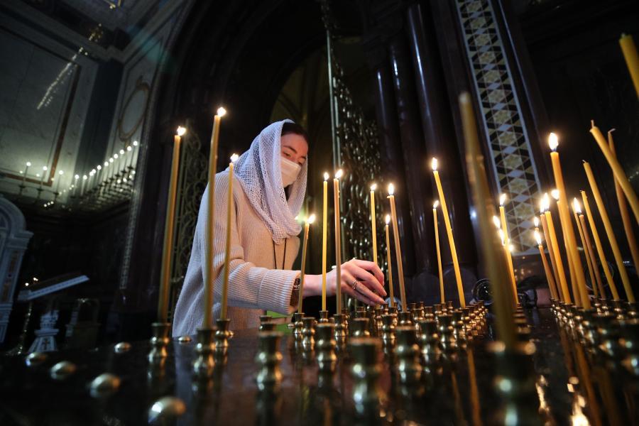 В РПЦ дали рекомендации по соблюдению Великого поста