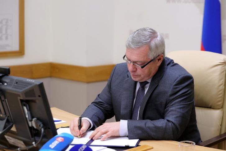 Василий Голубев рассказал о проблемах с поставкой вакцины от COVID-19