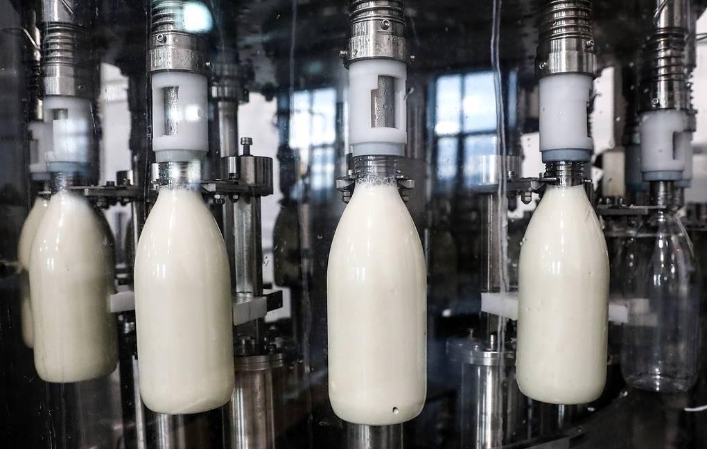 В правительстве опровергли сообщения о росте цен на молоко