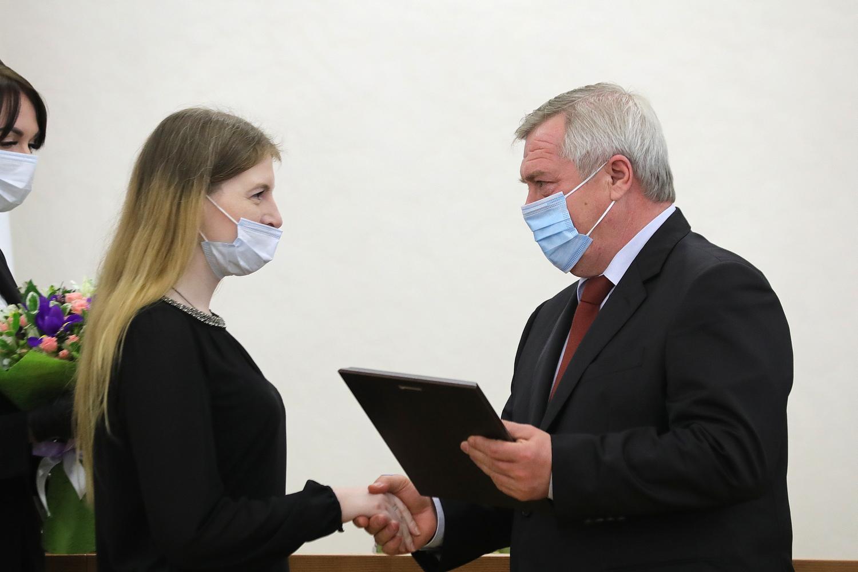 Корреспонденту «АН» вручили диплом победителя конкурса «СМИ против коррупции»