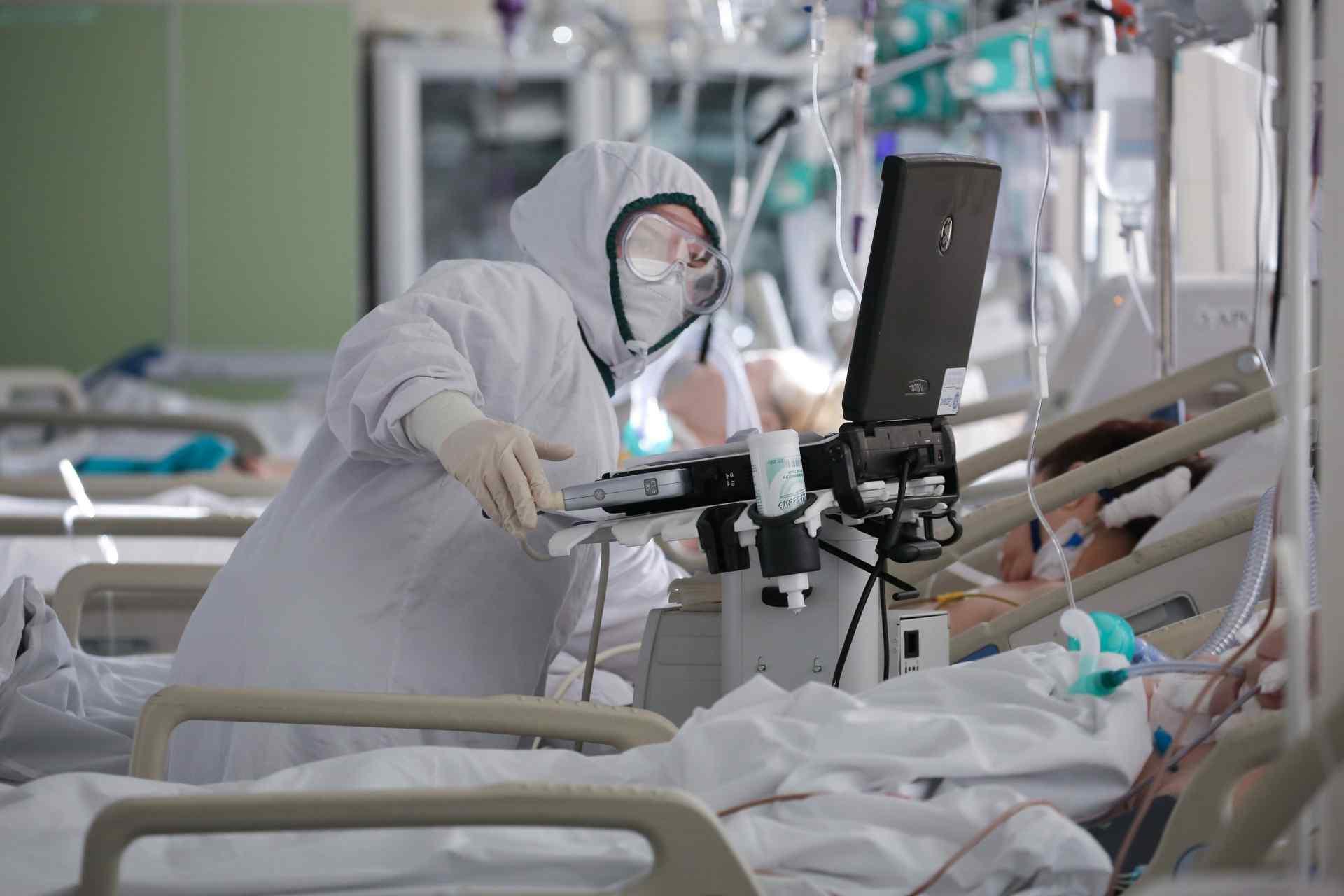 В России выявили наименьшее с 28 сентября число случаев COVID-19