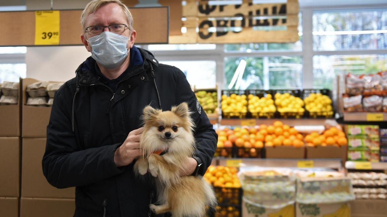 В Госдуму внесли проект о запрете посещения кафе и магазинов с животными