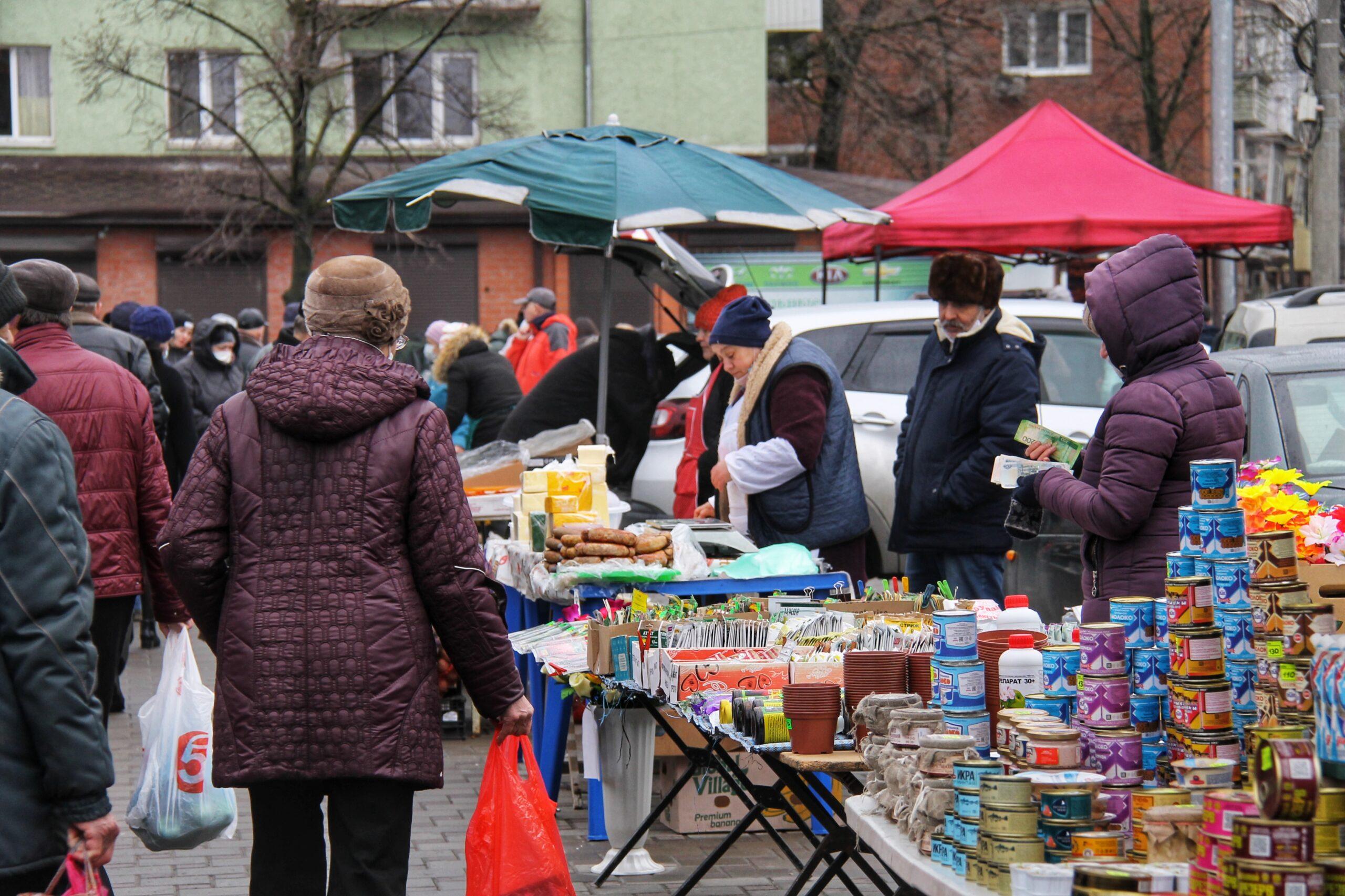 В Азове пройдет ярмарка выходного дня