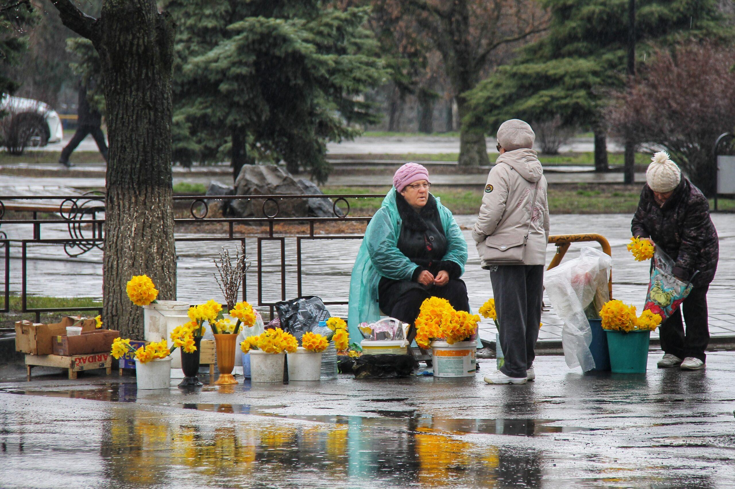 Выходные в Азове будут дождливыми