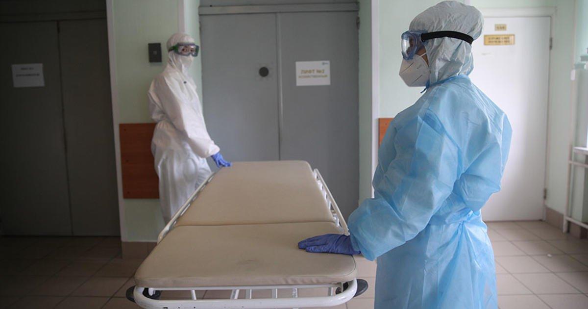 ВОЗ предупредила о возникновении новых штаммов коронавируса