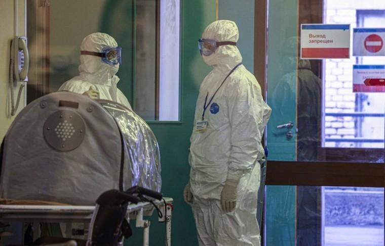 Ученые оценили перспективы развития пандемии COVID-19 в России