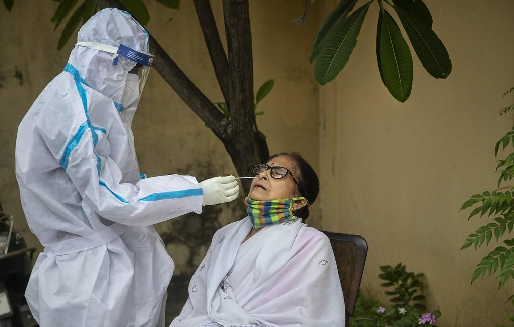 В Индии обнаружили новую мутацию коронавируса
