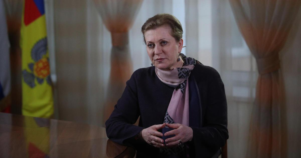 Попова заявила об отсутствии угрозы распространения в России черной плесени