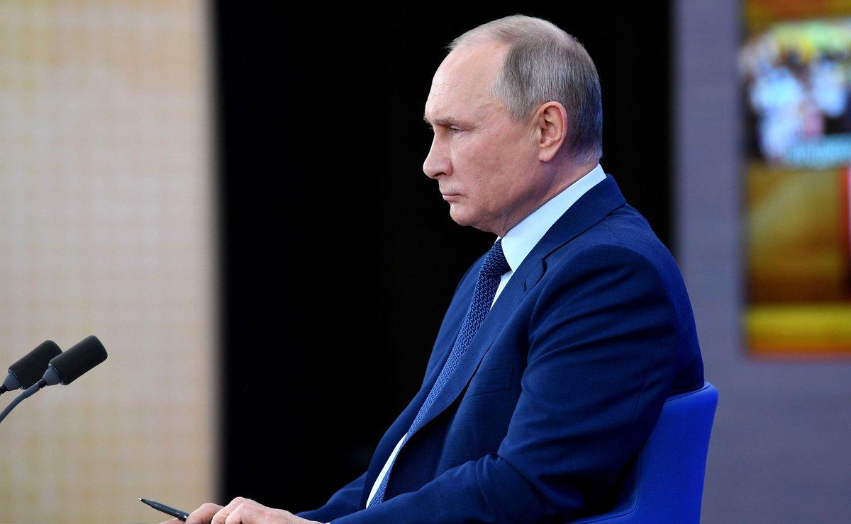 Путин высказался о введении обязательной вакцинации