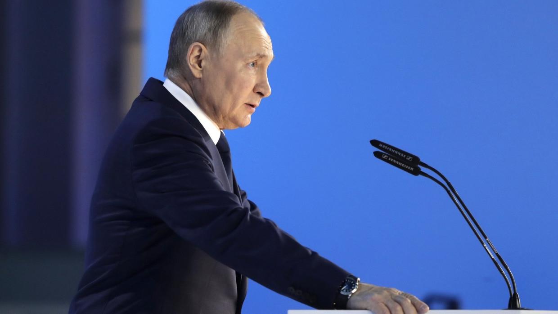 Владимир Путин прокомментировал возможность локдауна в России