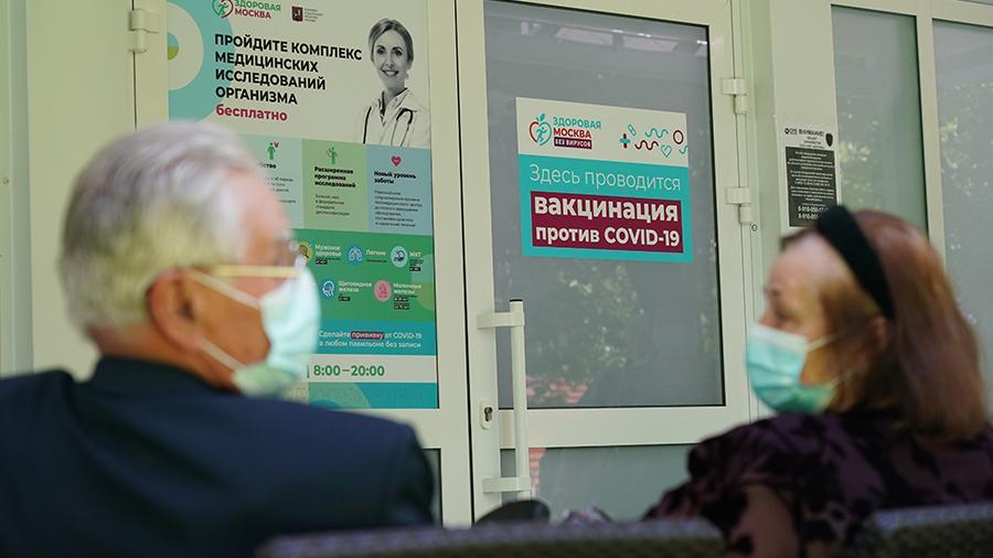 В Госдуме предложили доплачивать пенсионерам за вакцинацию