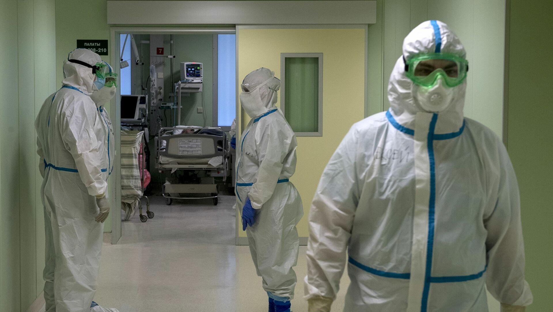 Ученый  объяснил рост заболеваемости COVID-19 в России появлением нового штамма
