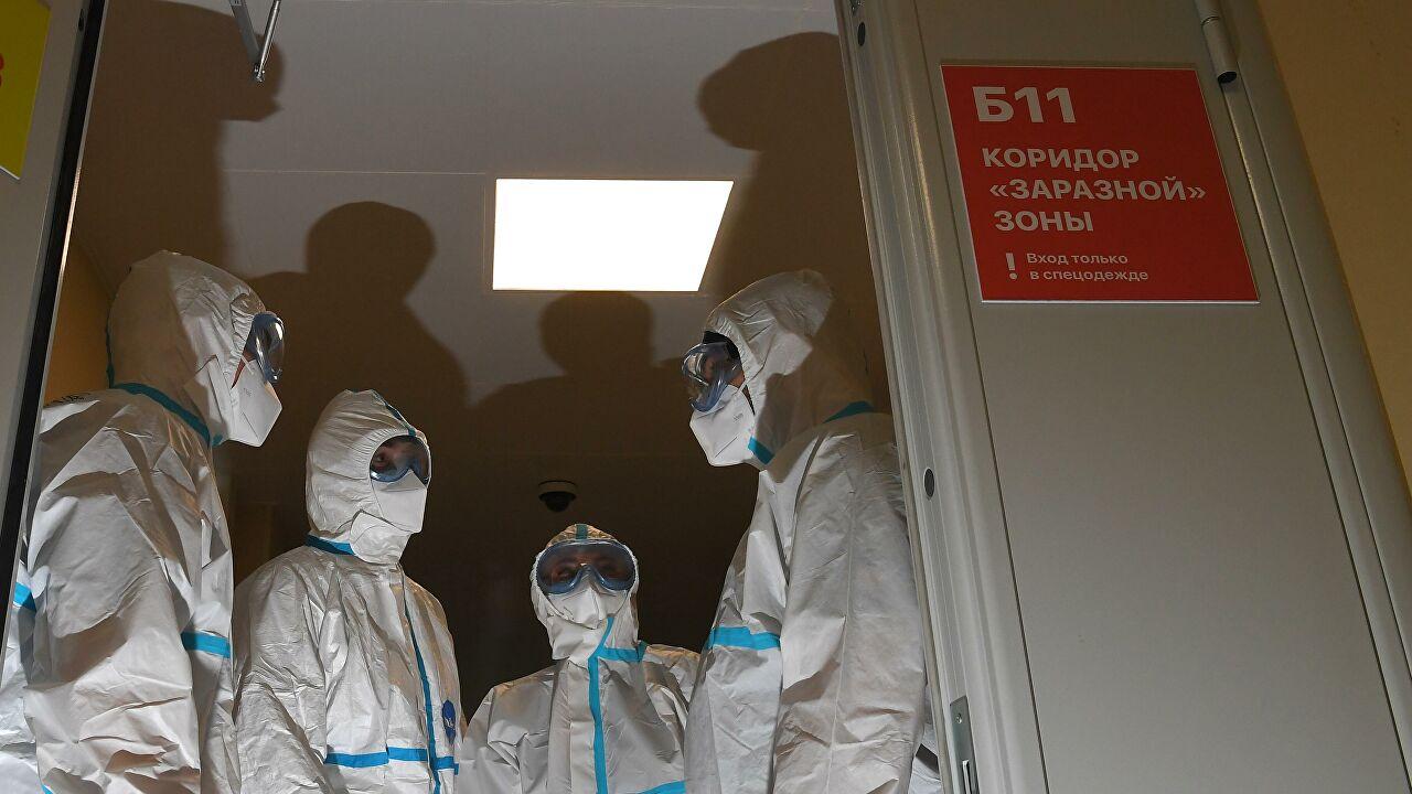 Инфекционист назвал сроки нового подъема заболеваемости СOVID-19 в России