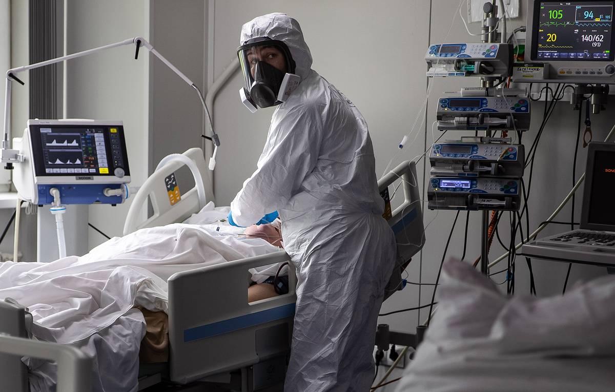 Медик предупредил об увеличении длительности болезни при дельта-штамме