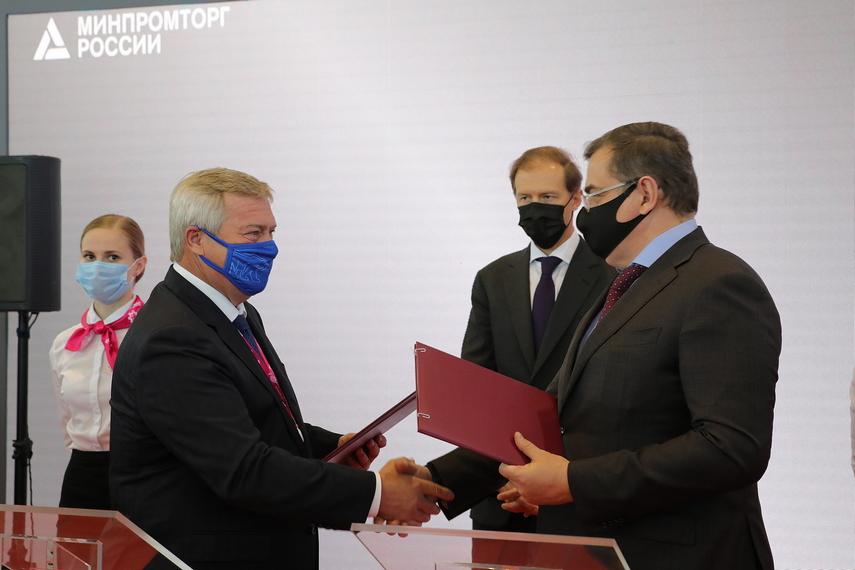 На Дону построят новый тракторный завод