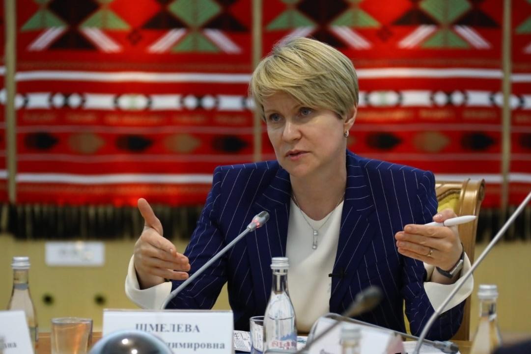 Глава ОНФ Елена Шмелева: «Родители не должны тратить деньги на допматериалы для обучения»