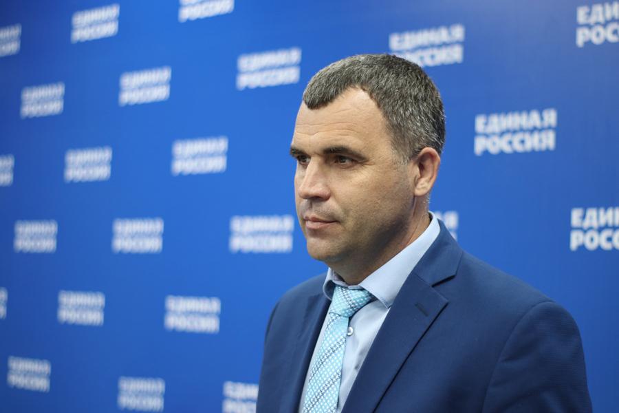 «Единая Россия» выдвинула кандидата на довыборы в Заксобрание Ростовской области