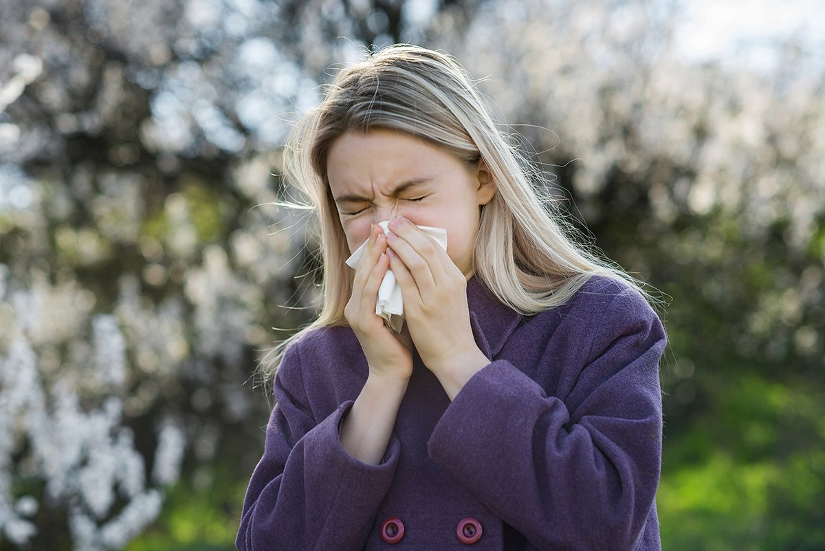 В Роспотребнадзоре оценили протекание COVID-19 у аллергиков