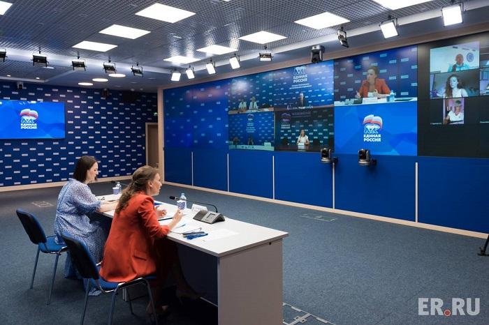Общественники предложили внести новые меры поддержки семей с детьми в народную программу «Единой России»