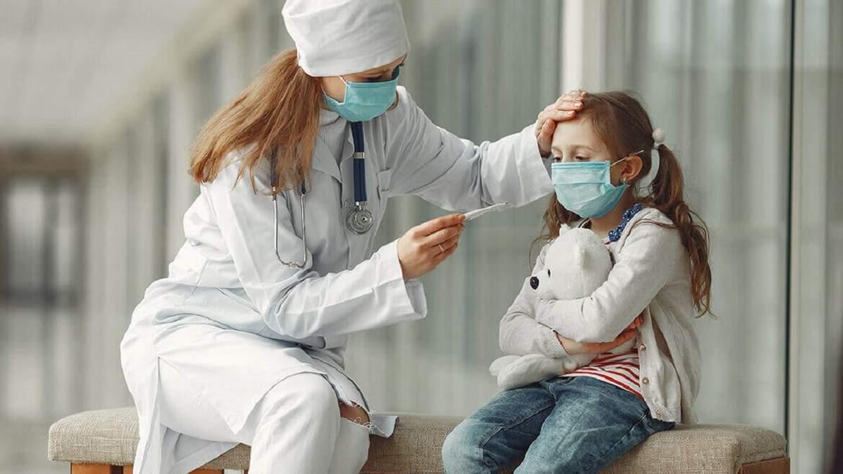 Врачи рассказали о последствиях COVID-19 у детей