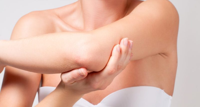 Сухость кожи на локтях может быть признаком серьезных заболеваний