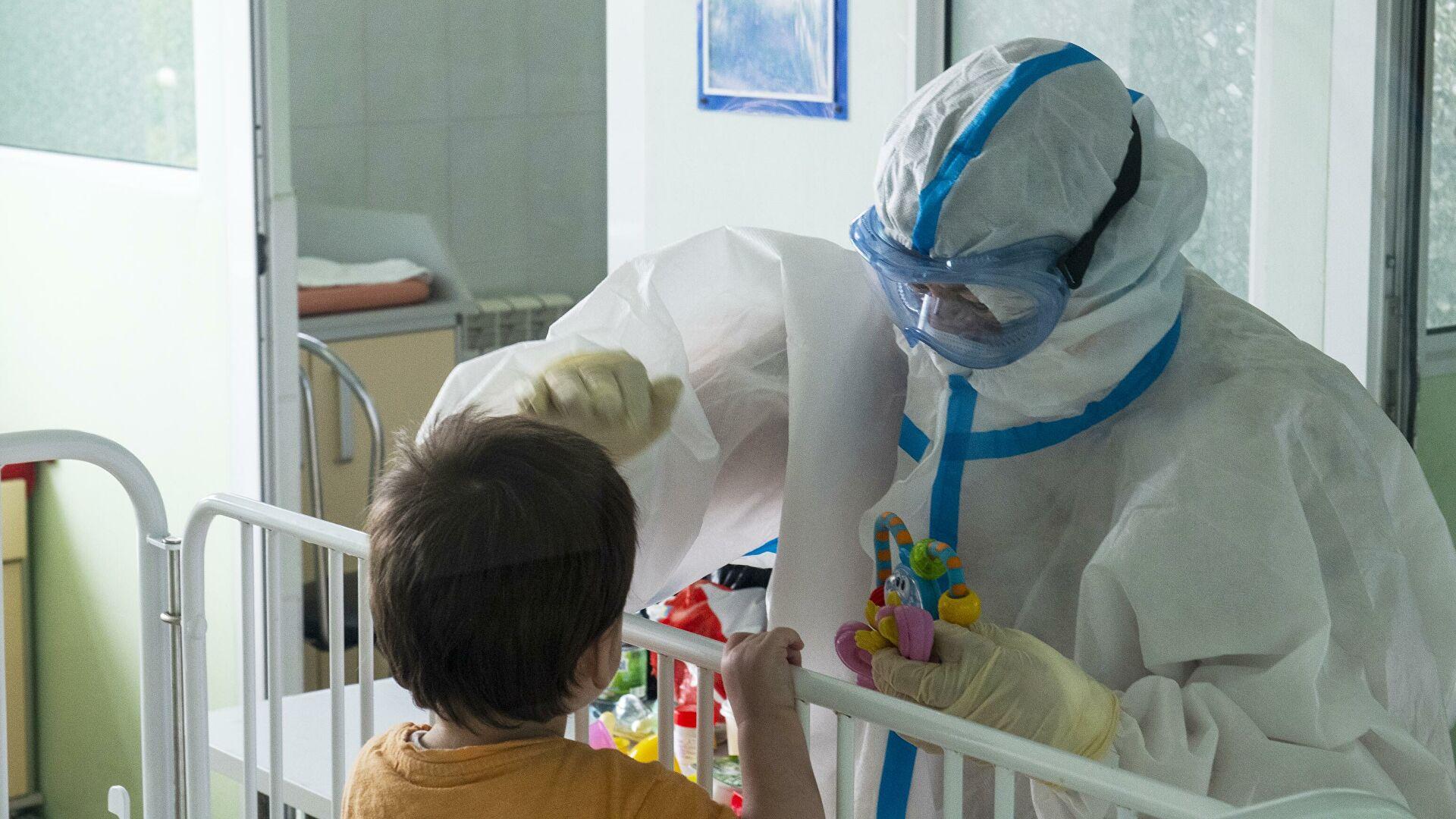 Инфекционист рассказал о повышении заболеваемости COVID-19 среди детей