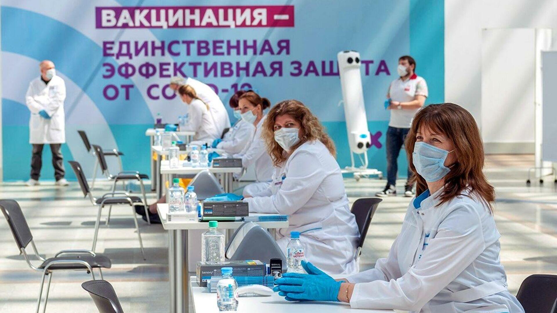 В России осенью разыграют по 100 тысяч рублей среди вакцинированных от COVID-19