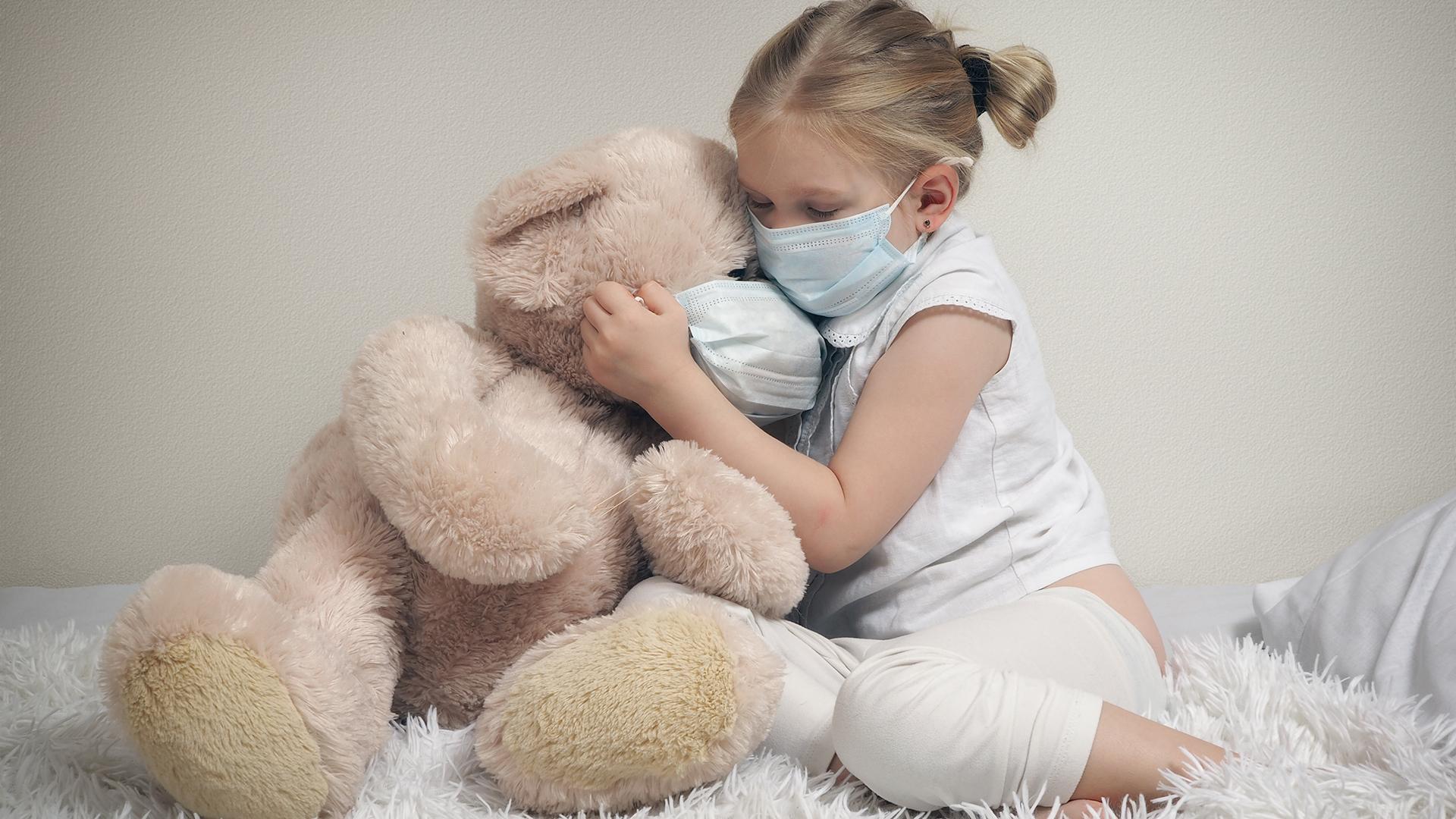В Ростовской области увеличилась заболеваемость ковидом среди детей