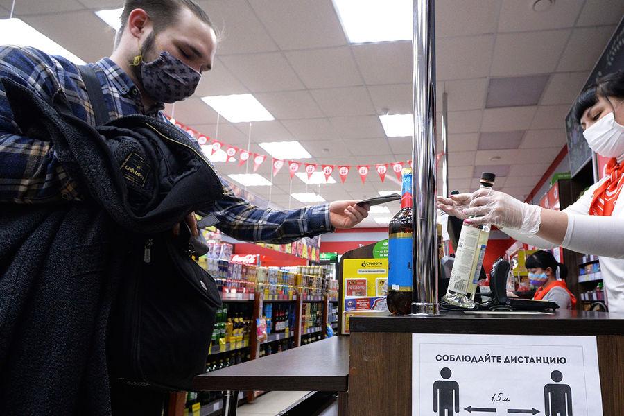 Минздрав предложил запретить покупку крепкого алкоголя до 21 года