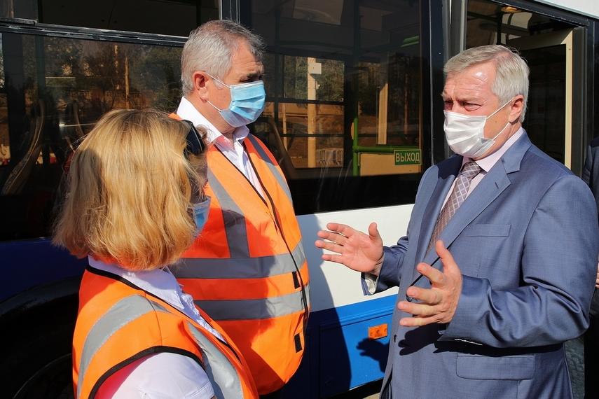 Ростовская область стала лидером по использованию газомоторного топлива
