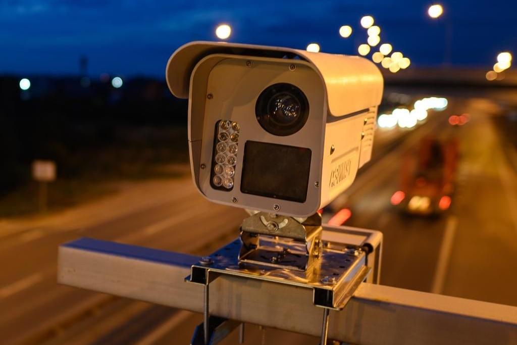 В Аксае введена в эксплуатацию новая камера фотовидеофиксации нарушений ПДД «Азимут-4»