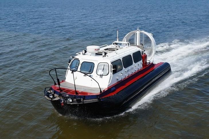 Для зимней переправы азовчан будет приобретено новое судно на воздушной подушке