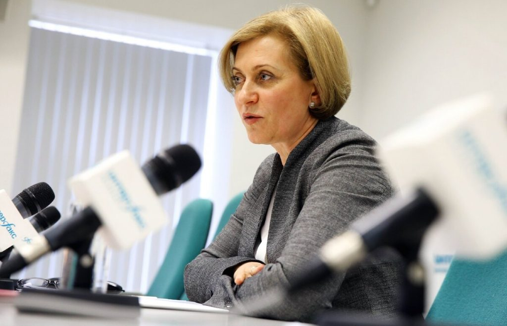 Попова рассказала о ситуации с заболеваемостью COVID-19 осенью