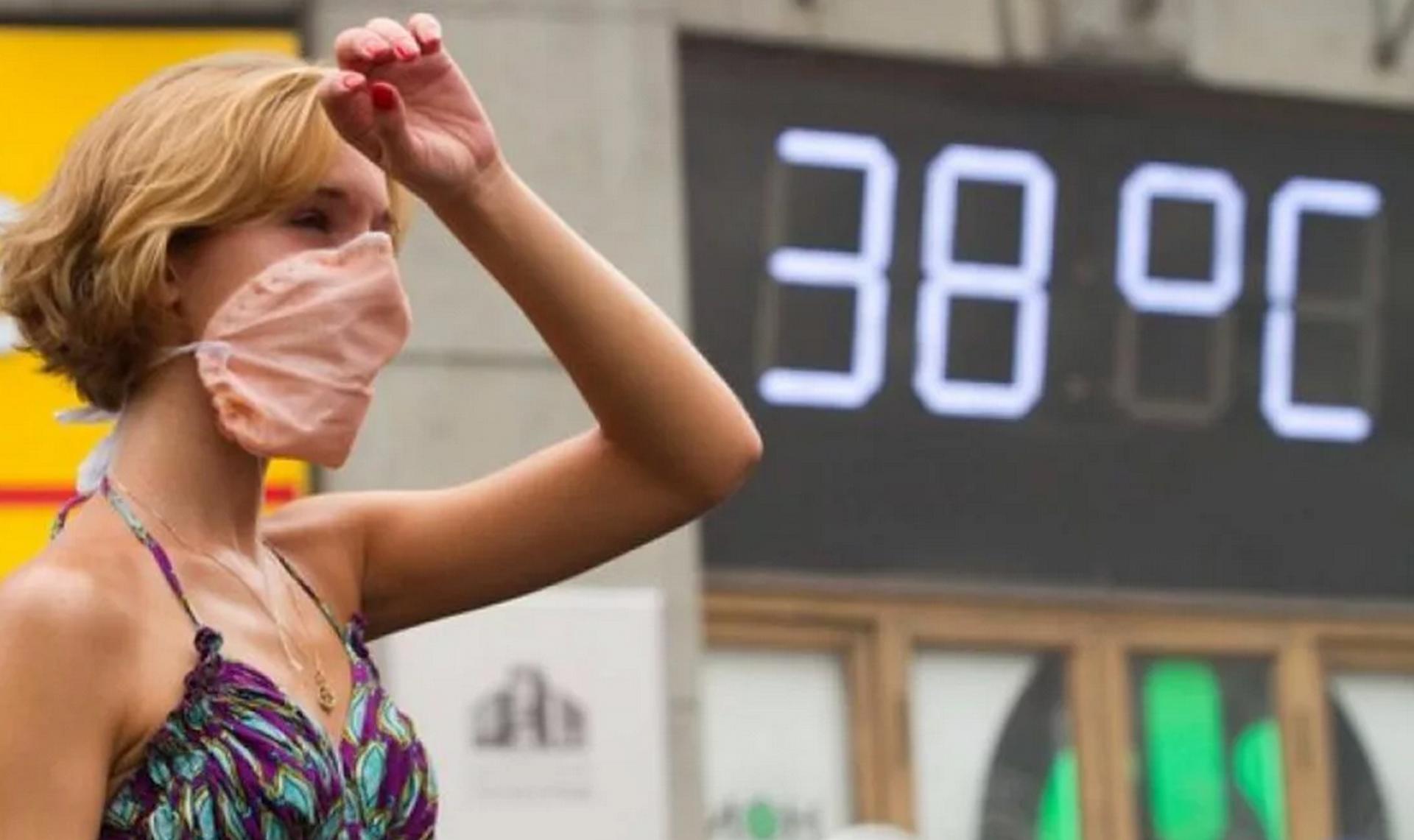 В Ростовскую область вернется аномальная жара