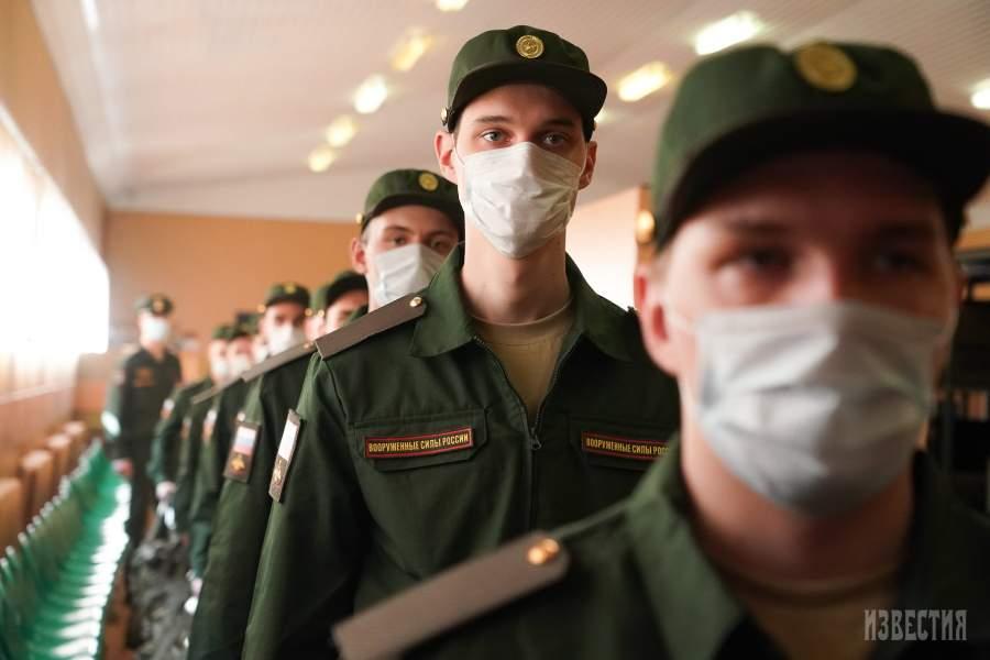 Врач назвала медицинские противопоказания для службы в армии