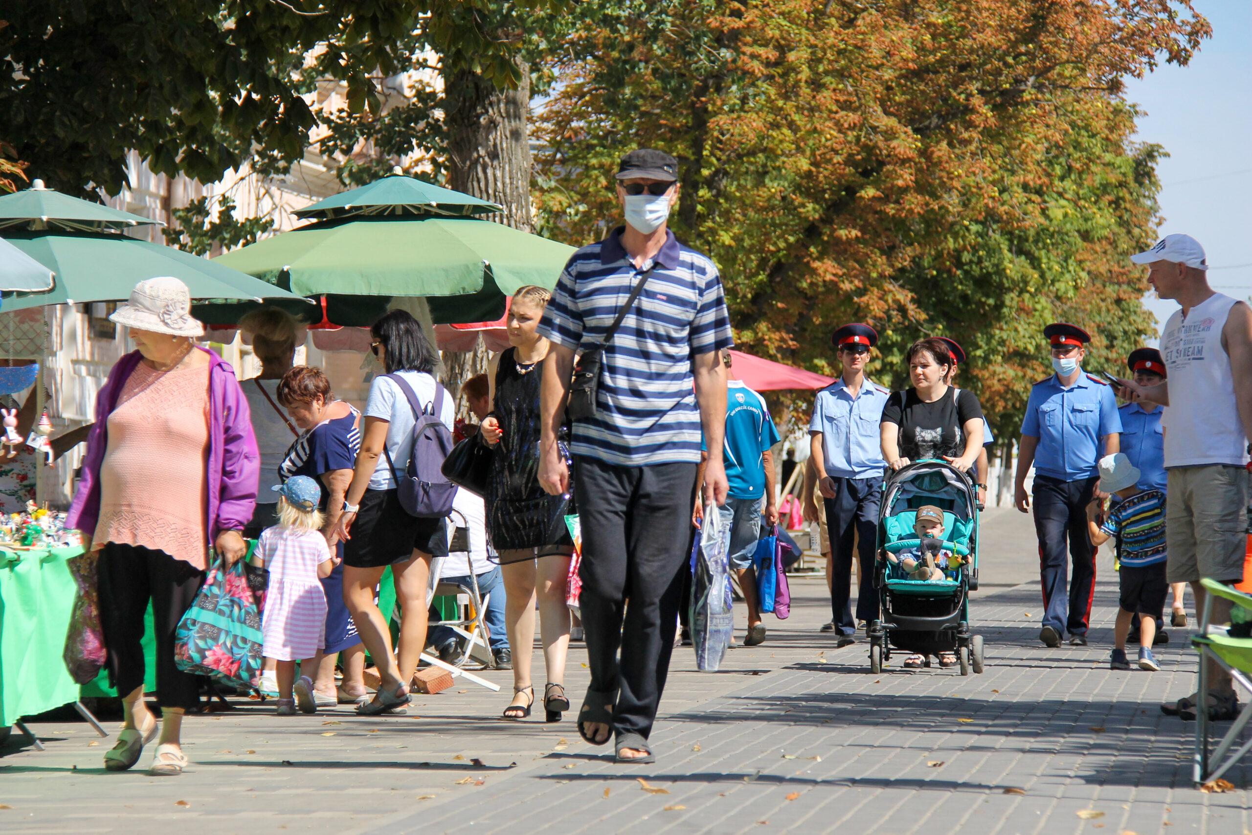 День города в Азове отметят без массовых гуляний