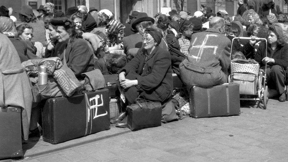 Российское военно-историческое общество опубликовало документы о депортации немцев из Польши