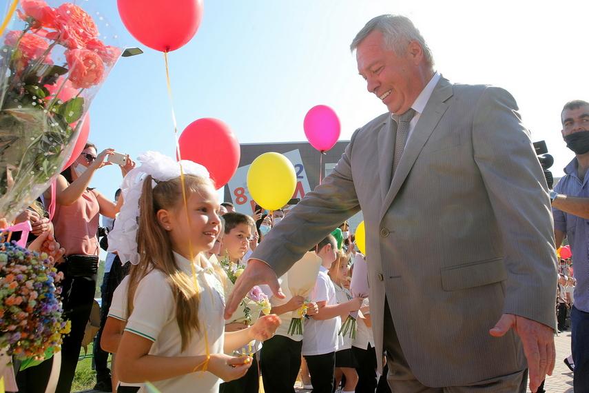4 млрд рублей направило правительство области на подготовку к учебному году