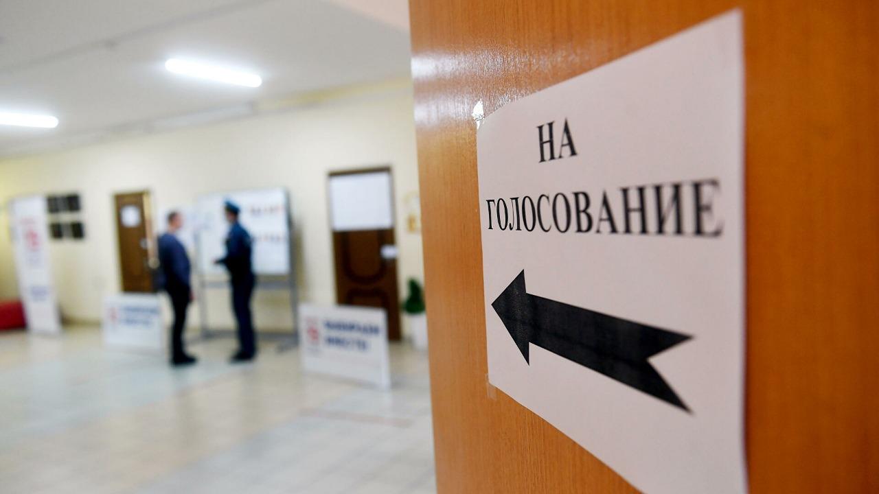 Первый день выборов — голосуют даже казаки
