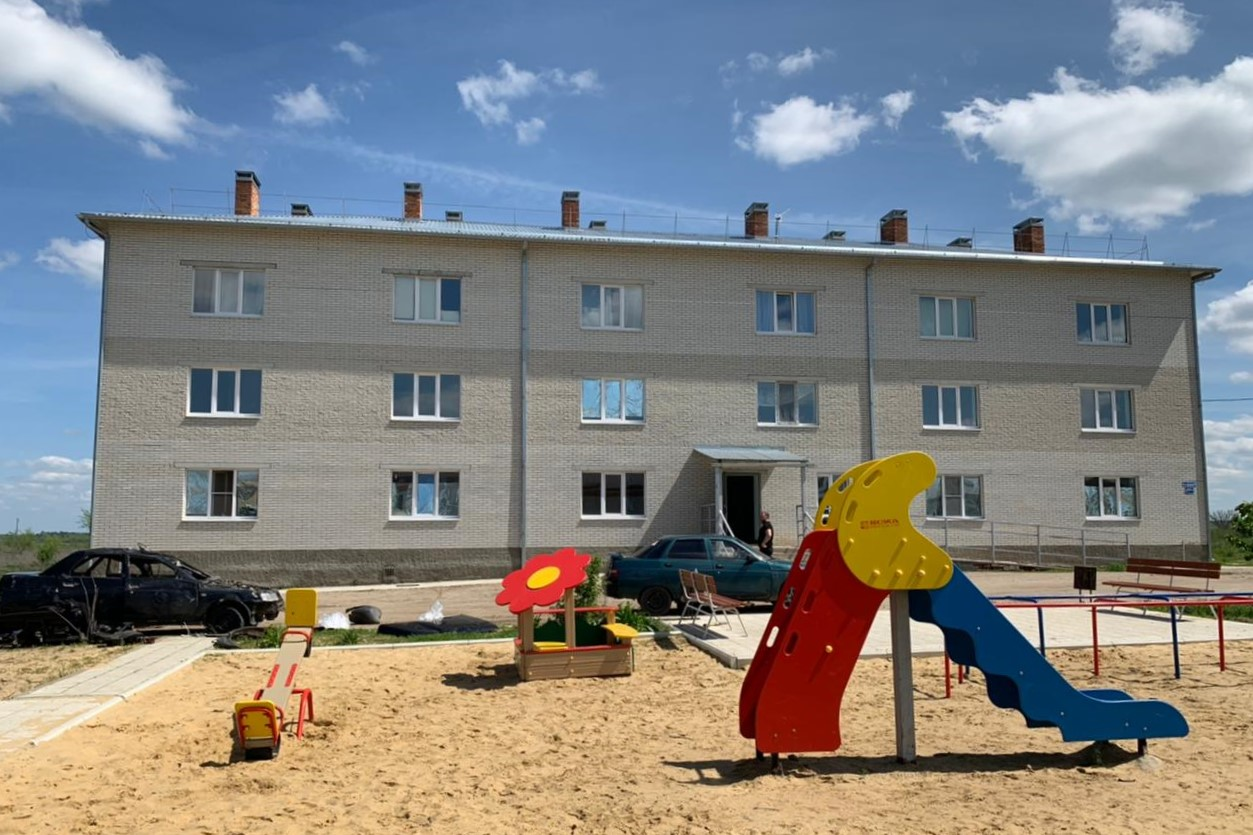 В донских муниципалитетах приобрели жилье для 439 детей-сирот