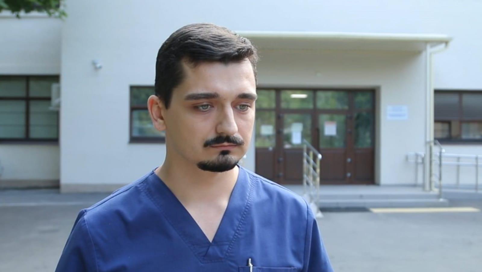 Начальник моноинфекционного госпиталя ответил на вопросы о распространении COVID