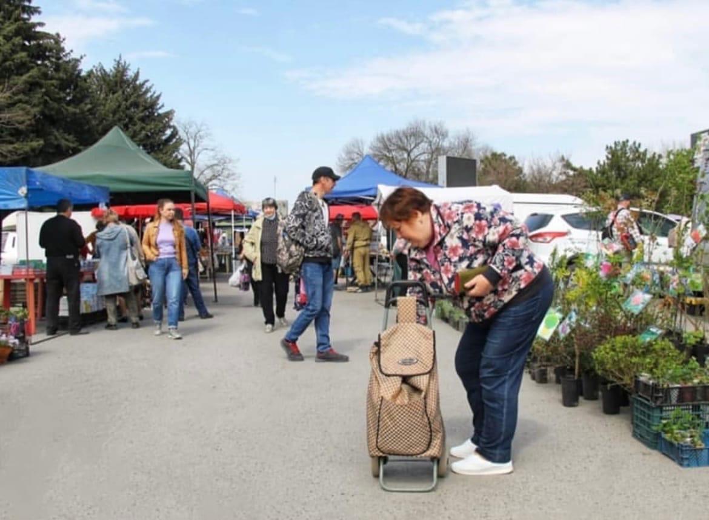 В Азове стартует сезон ярмарок выходного дня