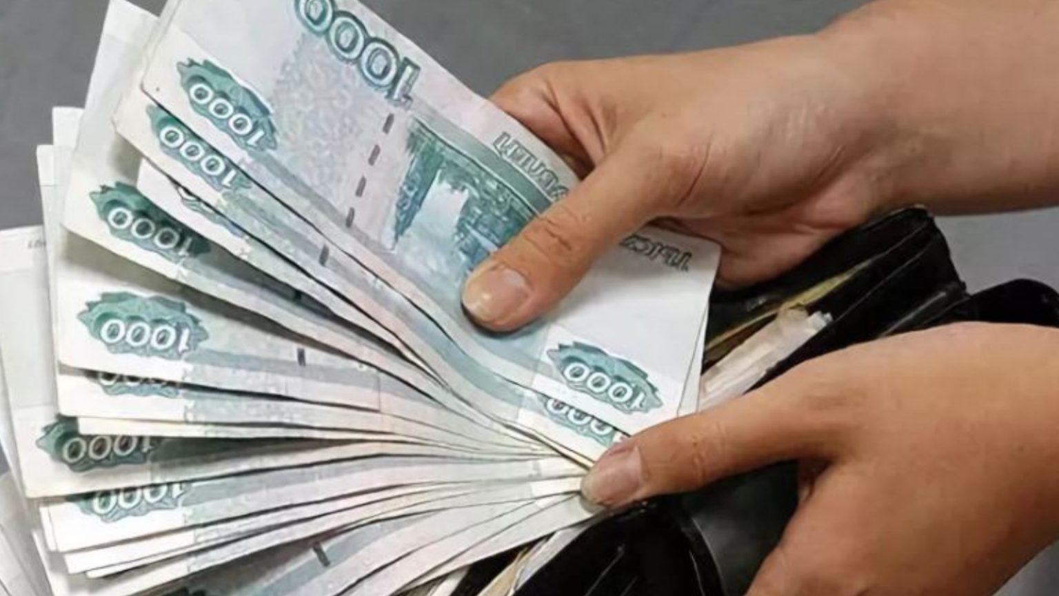 В 2020 году средняя зарплата в Ростовской области составила 35622 рубля